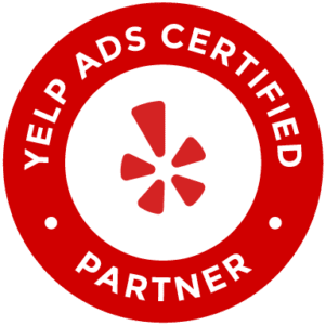 Yelp Certified Ads Partner