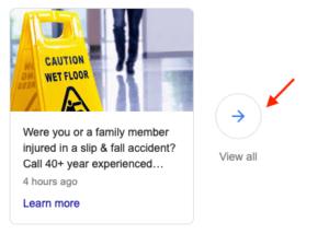 past Google Posts